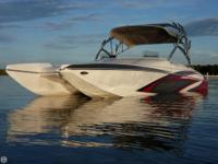 2008 Magic PowerBoats 28 Scepter Welcome to Magic