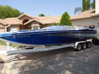 2008 Magic ScepterMid cabin 28' Like new, less than 100