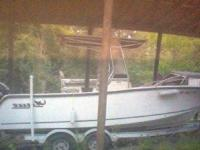 I have a very nice 2008 Mako 21 ft. boat for sale in