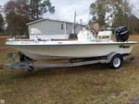 2008 Mako 181 with a 2008 Mercury 90 Horsepower 4