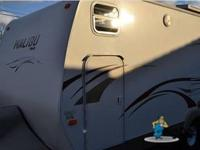Used 2008 Skyline Malibu 2110 Travel Trailer    Malibu