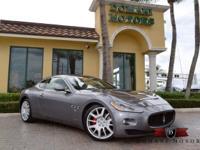 2008 Maserati Granturismo** PAYMENTS AS LOW AS $695/mo