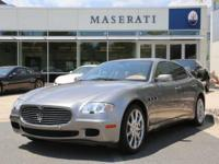 Ferrari Maserati of Washington has a wide selection of