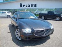 LOW MILES, CLEAN CAR FAX, 4.2L V8 ENGINE, 6-SPEED