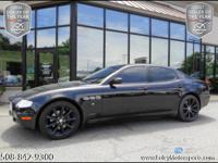 2008 Maserati Quattroporte Executive GT Coupe... Carbon