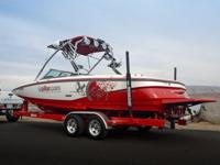 This 2008 MasterCraft X45 is searching for a new home.