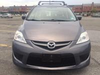2008 MAZDA MAZDA 5 3RD ROW SEATING WITH LOW MILES SUPER