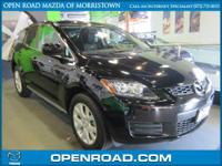 Description 2008 MAZDA CX-7 A/C, Adjustable Steering
