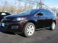 For sale is my 2008 Mazda CX-7 AWD. Its black with