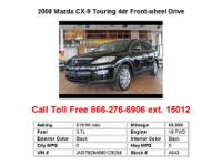 2008 Mazda CX-9 Touring 4dr Front-wheel Drive SUV 4