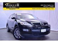 New Price! 2008 Mazda CX-9 Touring Black *ONE OWNER*,