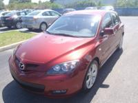 Dyer Mazda is pleased to have this 2008 Mazda MAZDA3 s