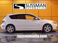 Options:  2008 Mazda Mazda3 S Touring|Sensibility And