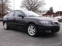 Presenting the 2008 Mazda Mazda3! A great car and a