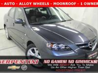 3 - AUTO - MOONROOF/SUNROOF - ALLOY WHEELS - SPOILER -