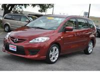 This Mini-van, Passenger is hot! This Mazda Mazda5 gets