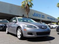 Options:  2008 Mazda 6 4Dr Sdn Auto I Sport