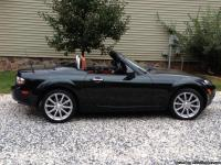 2008 mazda miata mx-5.  Excellent condition, hard