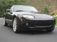 2008 Mazda MX-5 for sale. One owner non smoker vehicle.