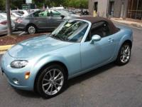 The 2008 Mazda MX-5 Miata Special Edition offers many