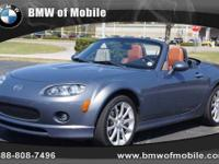 BMW of Mobile presents this 2008 MAZDA MX-5 MIATA 2DR