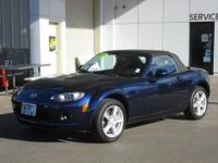 This 2008 Mazda MX-5 Miata Touring is offered to you