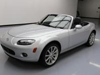 This awesome 2008 Mazda MX-5 Miata comes loaded with