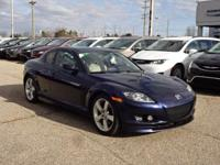 Options:  2008 Mazda Rx-8 Grand Touring|Grand Touring