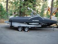 2008 MB Sports B52 V23 SK. Relatively brand new 2008 MB