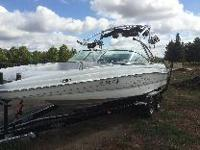 1 Owner freshwater only boat. This boat is in like new