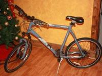 2008 Mens Giant Yukon Moutain Bike XL Frame It has Road