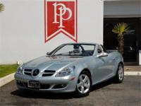 Two owners from new, this low-mileage 2008 SLK280