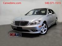 2008 Mercedes S550 with only***50000*** miles just