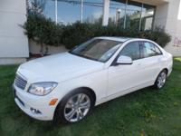 This 2008 Mercedes-Benz C-Class 3.0L Sport is proudly