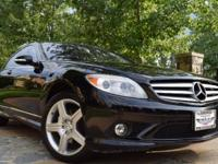 This Mercedes-Benz CL-Class is one that you really need