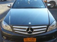 2008 Mercedes-Benz C300 4Matic Sport - Auto - Leather -