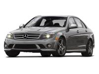 Options:  2008 Mercedes C-Class 3.0L Sport|Iridium