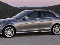 This 2008 Mercedes-Benz C-Class C300W is equipped with