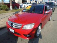 Options:  2008 Mercedes C-Class C300 Luxury|Take A Look