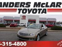 PREMIUM & KEY FEATURES ON THIS 2008 Mercedes-Benz