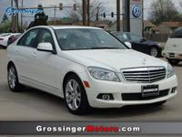 Options:  2008 Mercedes C-Class 4Dr Sdn Awd