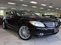 Options:  2008 Mercedes Cl-Class V12|Carfax Certified!!