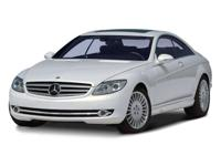 This 2008 Mercedes-Benz CL-Class 2dr 2dr Coupe 6.3L V8