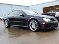 2008 Mercedes-Benz CLK-Class CLK63 AMG!! ONE OF A KIND