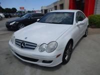 We have for sale a very nice 2008 Mercedes CLK 350