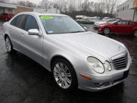 Options:  2008 Mercedes E-Class 4D Sedan E350 Luxury