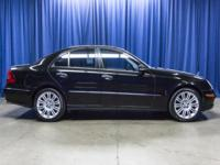 Clean Carfax Two Owner AWD Sedan with Steering Wheel