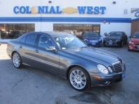 Take a look at this stunning 2008 Mercedes-Benz E-Class