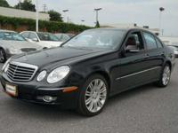 2008 Mercedes-Benz E-Class Sport 3.5L W/Navigation For
