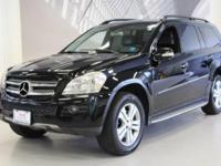 This 2008 Mercedes-Benz GL-Class 4.6L is a New Addition